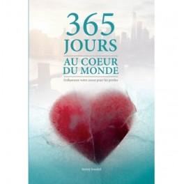 """""""365 jours au coeur du monde"""" par Jérémy Sourdril"""
