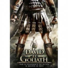 """DVD - David et Goliath"""