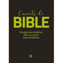 """Carnets de la Bible"""
