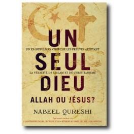 """""""Un seul Dieu: Allah ou Jésus"""" par Nabeel Qureshi"""