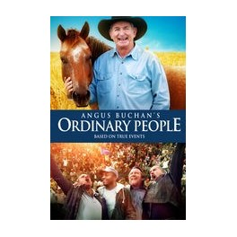 """DVD Angus Buchan's extraordinary people"""
