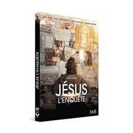 """""""DVD Jésus l'enquête"""" par Lee Strobel"""
