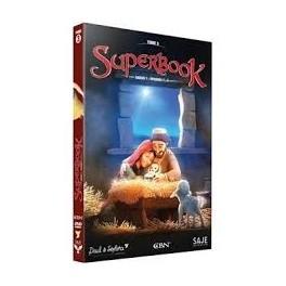 """""""Superbook - Tome 3 ( saison 1 : épisodes 7 à 9)"""""""