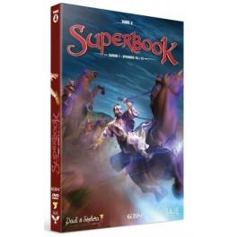 """""""Superbook - Tome 4 (saison 1 : épisodes 10 à 13)"""""""