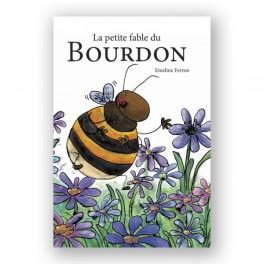"""""""La petite fable du bourdon"""" par Emeline Ferron"""