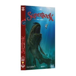 """""""DVD Superbook - Tome 5 (saison 2: épisodes 1 à 3)"""""""