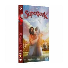 """""""DVD Superbook - Tome 6 (saison 2: épisodes 4 à 6)"""""""