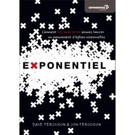 """Exponentiel"" par Dave Ferguson et Jon Ferguson"
