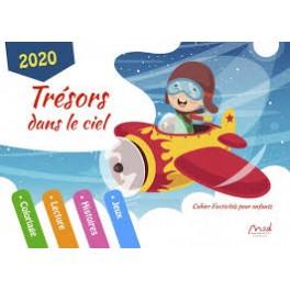 """Calendrier 2020 """"Trésors dans le ciel"""""""