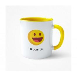""" MUG Jaune - Bonté"""