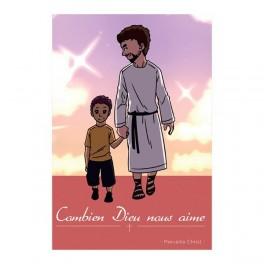 """""""Combien Dieu nous aime"""" par Merveille Christ"""