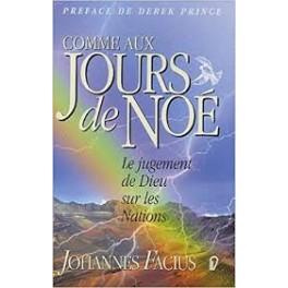 """""""Comme aux jours de Noé"""" par Johannes Facius"""