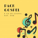 """Pack Gospel"" 8 CD de Gospel"