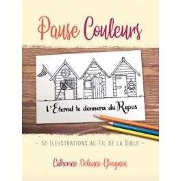 """""""pause Couleurs"""" par Catherine Delaune Gloaguen"""