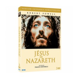 """DVD Jésus de Nazareth"" version remasterisée"