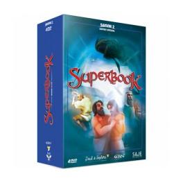"""Coffret DVD Superbook - saison 2"" 4 DVD"