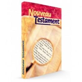"""""""Nouveau Testament"""" version Segond 1910"""