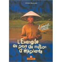 """""""L'évangile au pays du million d'éléphants Dossier Vivre No 20"""" par Sylvain Dupertuis"""