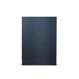 """""""Bible Esprit et vie Editions Black out PU noir"""""""