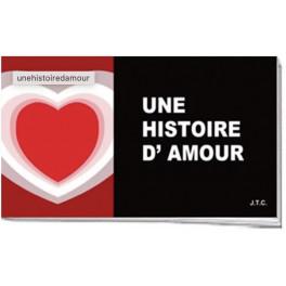 """""""Une histoire d'amour"""" (tract d'évangélisation)"""