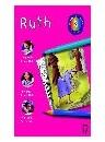 """Coloriage: Ruth"" par C. Lumsden"