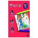 """""""Coloriage: Marie"""" par C. Lumsden"""