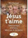 """""""Jésus t'aime"""" par Aline Neuhauser"""