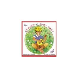 """CD Chante avec moi"" par Samuel Grandjean"