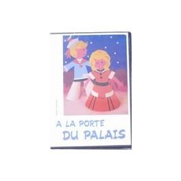 """""""DVD A la porte du Palais"""" par Samuel Grandjean"""