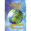 """""""Nouveau Testament Bonne Nouvelle + Psaumes et Proverbes"""""""