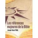 """""""Les références majeures de la Bible"""" par Joseph René Paul"""