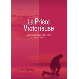 """""""La prière victorieuse"""" par Laetitia Gliman"""