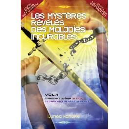 """""""Les mystères révélés des maladies incurables"""" par Ilunga Honore"""