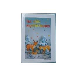 """""""DVD Les clés mystérieuses"""" par Hélène et Samuel Grandjean"""