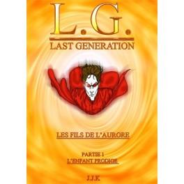 """LG V: Les fils de l'aurore"" par J.J.K."