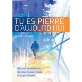 """""""Tu es Pierre d'aujourd'hui"""" par Douglas Kigabo"""