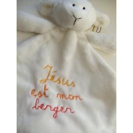 """""""Doudou - Jésus est mon berger"""""""