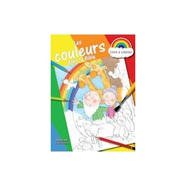 Coloriage: Les couleurs dans la Bible