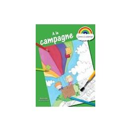 Coloriage: A la campagne