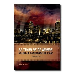 """Le train de ce monde selon la puissance de l'air"" par Bettino Ruffe"