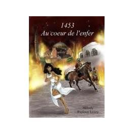"""""""1453 Au coeur de l'enfer"""" par Mélody Payloun Louzy"""