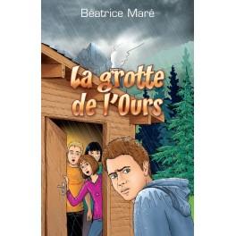 """""""La grotte de l'ours"""" par Béatrice Maré"""